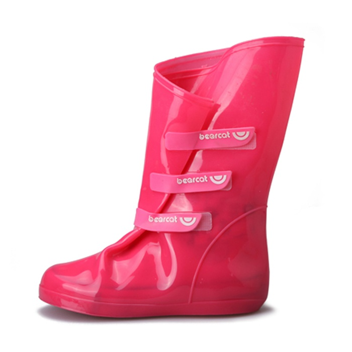 Over The Shoe Rain Boots - Boot Hto